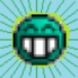 Smileys green smiley icon.png