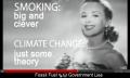 Fossil fuel government Propaganda lies