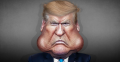 Trump Angry Psycho Liar