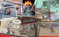 Hydrocarbon Skullduggery Collage