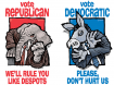DNC Corporate Democrats Enable Republican Fascism