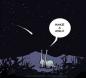 Dinos Make a Wish Meteor