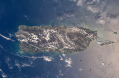 Puerto Rico from Space