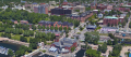 Google Earth Burington Vermont screenshot