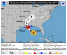 Hurricane Ida approaches New Orleans Agust 28 2021