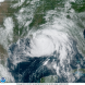 Hurricane Ida sattelite image August 29 2021