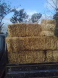 Ute /pickup load of hay