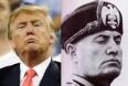 Mussolini-Trump