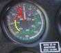 Airspeed indicator Cherokee 140