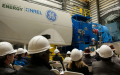Clemson University Wind Turbine Drivetrain Testing Facility dedication in South Carolina.