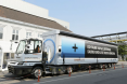 BMW Electric 18 wheeler