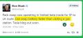 Musk Tweet on pack swap tech