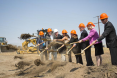 Colorado officials and SunEdison break ground on the Comanche Solar plant in Pueblo
