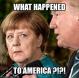 Merkel Eyes Trump