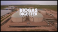 Heartland biogas digester makes CH4 from rejected produce and cow poop