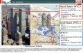 Schnieder video screenshot of WTC destruction mechanism on 911