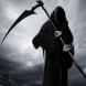 Grim Reaper alone