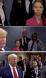 Greta Glares at Trump