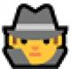 Detective smiley