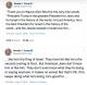 Trump thinks he is King of Israel tweet