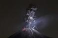 Volcano Lightning July 22 2020
