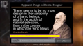 Darwin on Design